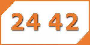 คู่เลข-เบอร์มงคล-24-42