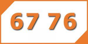 คู่เลข-เบอร์มงคล-67-76