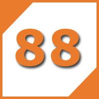 คู่เลข-เบอร์มงคล-88